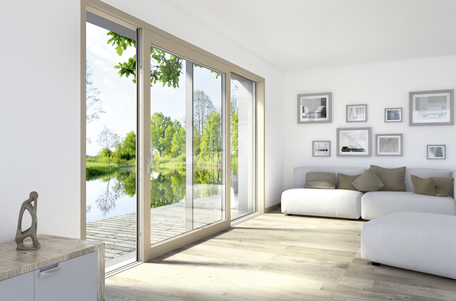 Infissi prezzi materiali tipi di vetro e consigli utili for Prezzi serramenti legno alluminio