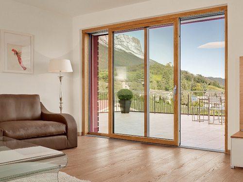 Serramenti in alluminio caratteristiche e consigli per for Prezzi serramenti legno alluminio