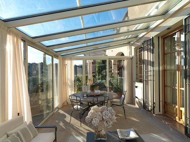 Tutte le informazioni e i consigli sugli infissi per verande - Ampliare casa con struttura in legno ...
